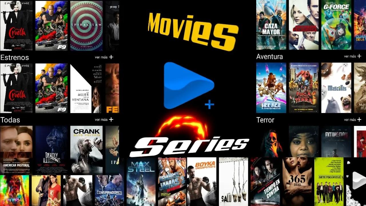 تطبيق لمشاهدة الأفلام والمسلسلات الاجنبية مجانا | Free Movies&Series