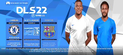 Dream League Soccer 2022 Mod Apk Obb New Updated