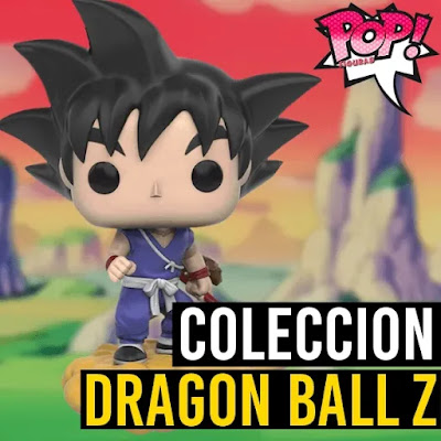 Lista de figuras Funko POP Dragon Ball Z