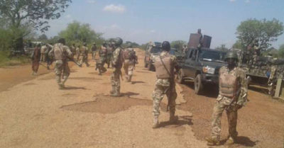 75 Boko Haram Members Killed In Border Security Operations