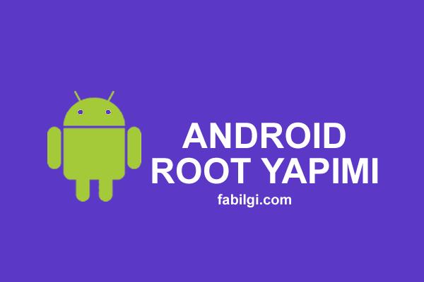 Android En Kolay ve Güvenilir Root Atma Uygulaması İndir 2021