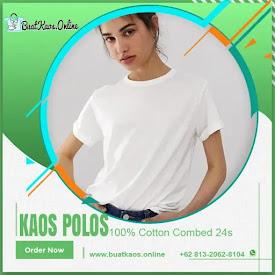 Jual Kaos Polos Putih Buat Tie Dye Online <price>Rp.31.000</price> <code>#Combedputih24s</code>