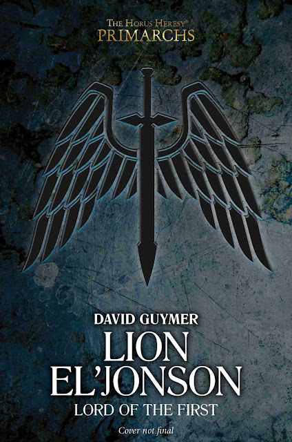 Lion El Jonson Lord of the First