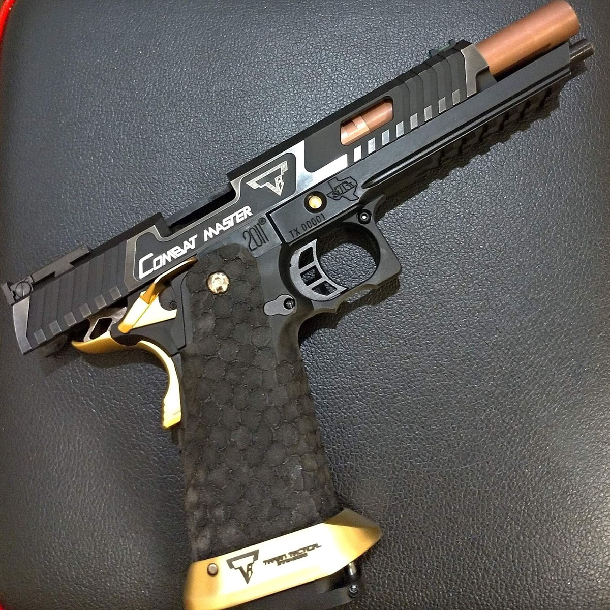 My gbb custom - Zero In | Airsoft Forums