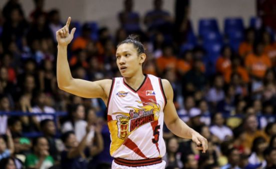 Alex Cabagnot's 27 game-high points helped SMB secure a 3-1 series advantage