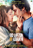 Do Lafzon Ki Kahani 2016 Hindi 720p HDTVRip Full Movie Download