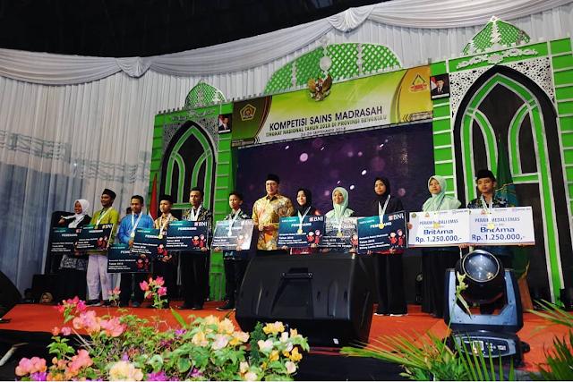kompetisi sains madrasah ksm tahun 2021 tomatalikuang.com