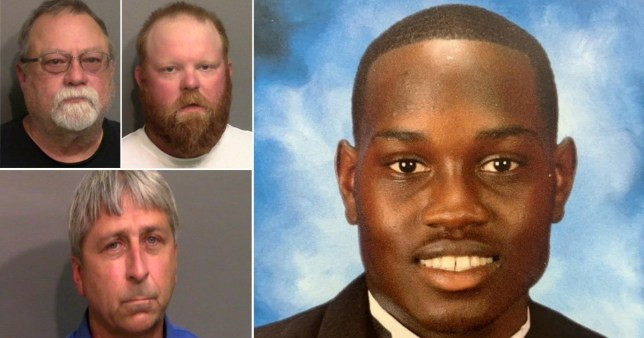 Three men indicted in the death of Ahmaud Arbery