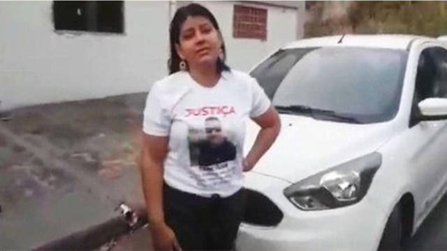 Viúva que mobilizou cidade pedindo por justiça mandou matar o marido, diz polícia