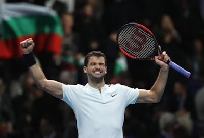 Grigor Dimitrov, Tennis, Bulgaria, Win, ATP, Tournament in London,