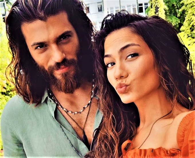 Can Yaman and Demet Özdemir, Rosica's backstory: 'There is a good confidence'
