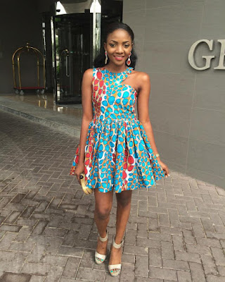 I Am Currently Dating Someone - Simi Opens Up