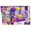 MLP Crystal Sparkle Bath Fluttershy Brushable Pony