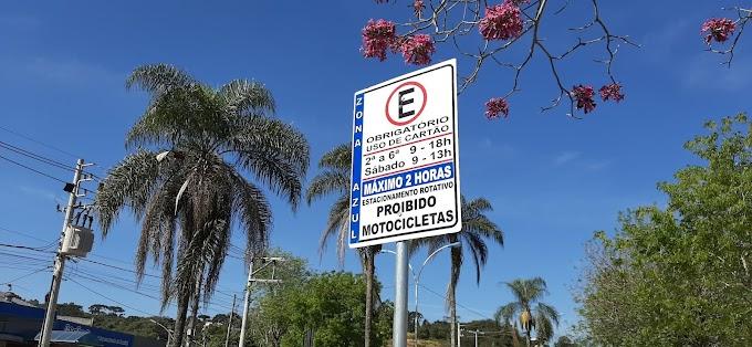 Diferentemente de Cotia, em Caucaia do Alto motoristas não têm 24h para regularizar Zona Azul - Cotia e Cia