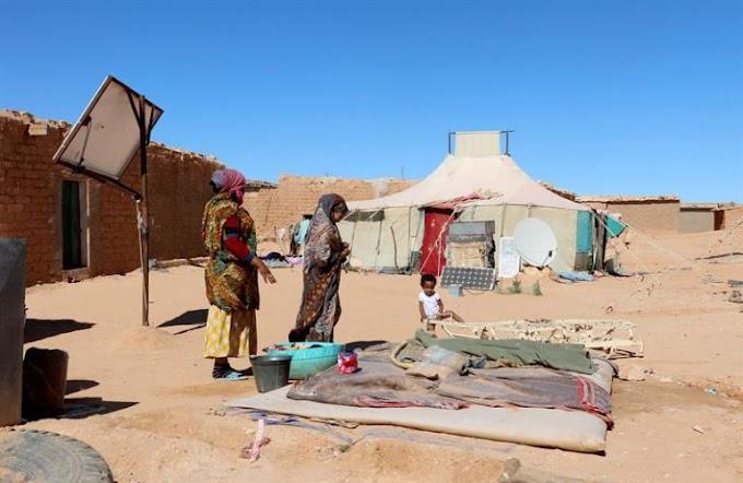 La olvidada Crisis de los refugiados saharauis