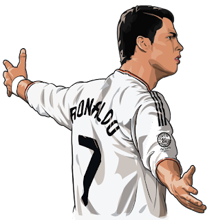CR7 Cartoon