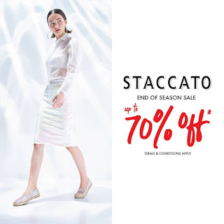 End of Season Sale Up 70% off in STACCATO
