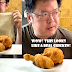 Korean Vlogger tries DIY deep frying towel that look like a real fried chicken