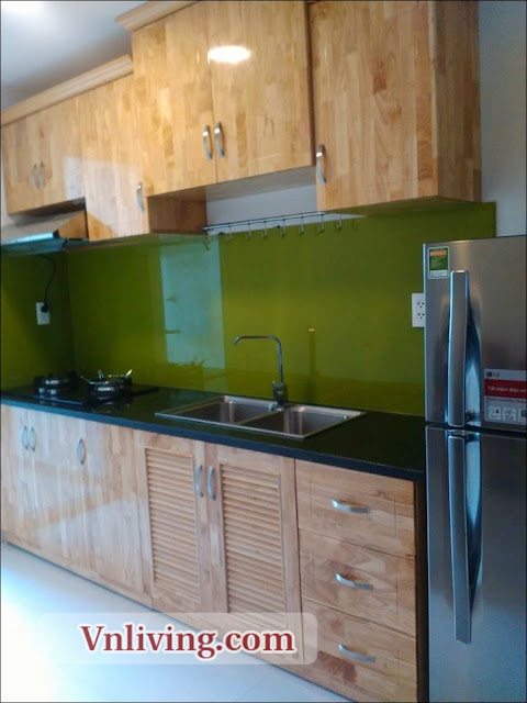 Lexington residence apartment for rent 1 bedrooms 550USD fully furnished