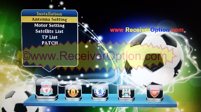 GX6605S HW203 BOARD TYPE HD RECEIVER ONE OF THE BEST SOFTWARE FOR CLINE