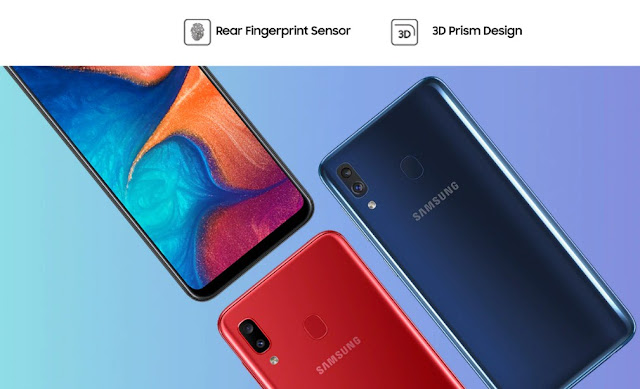 Samsung Galaxy A20 Price in Bangladesh