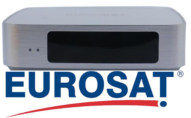 Eurosat HD Prata Atualização V1.95 - 19/05/2021