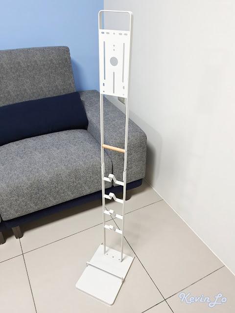 米家無線吸塵器收納立架