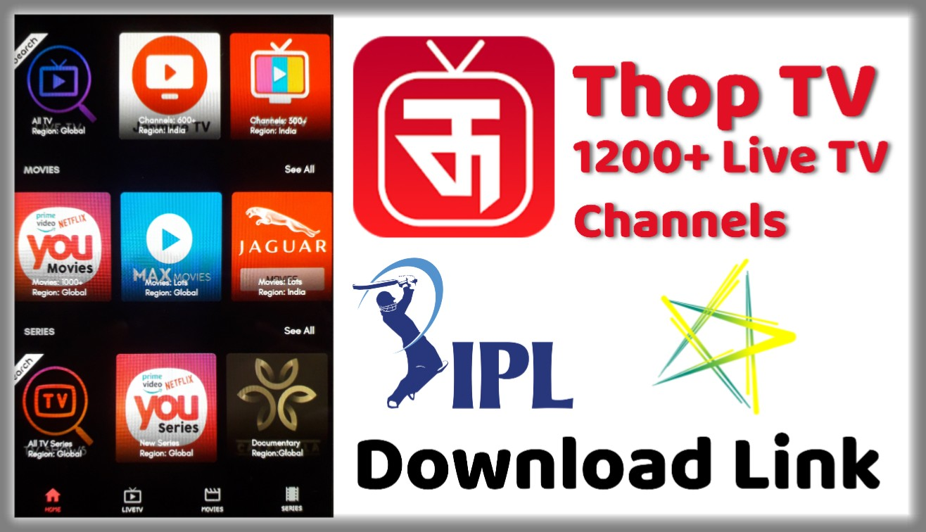 FREE Live TV App for Android | How to Download Thop-TV app - Techno Sumit