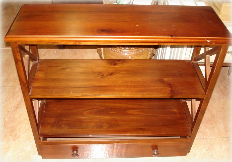 El desv n de los trastucos mueble auxiliar cocina for Muebles el desvan