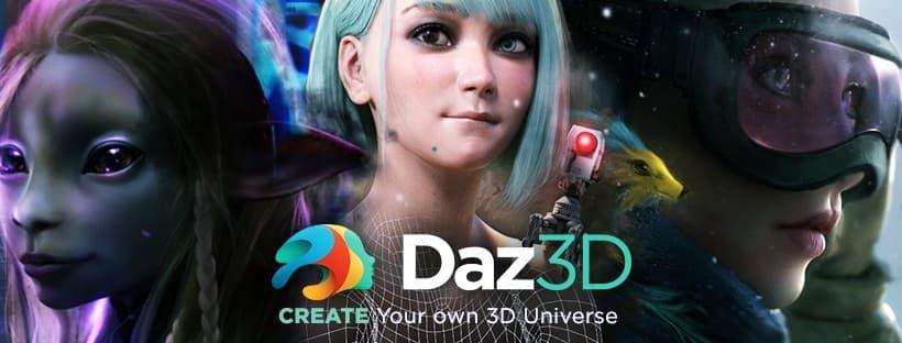 برنامج-انميشن-DAZ-Studio
