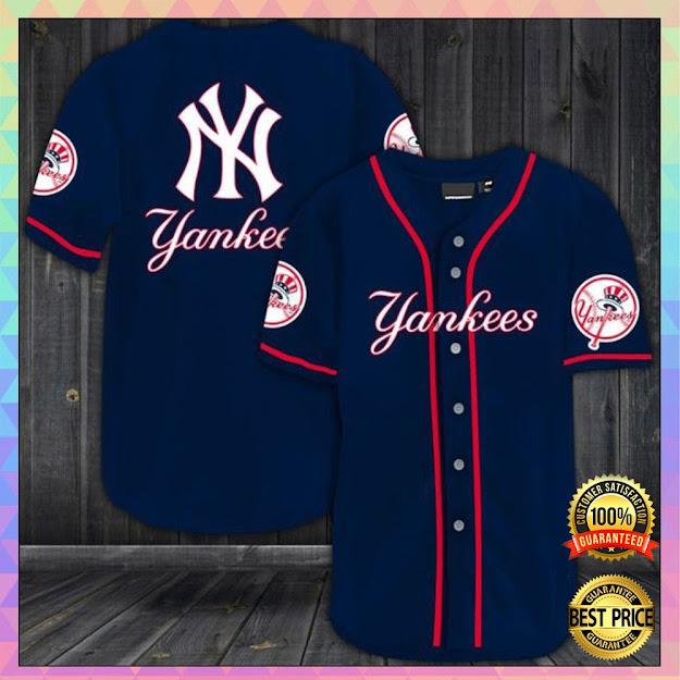[Discount] New York Yankees Baseball Shirt