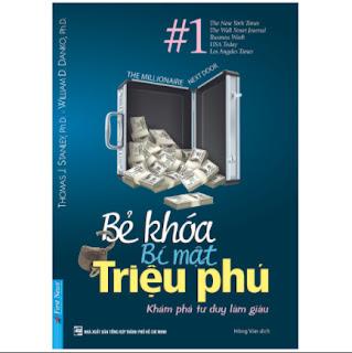 Bẻ Khóa Bí Mật Triệu Phú (Tái Bản) ebook PDF EPUB AWZ3 PRC MOBI