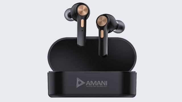 AMANI ASP TWS 615 Review: Better sound quality will be available at a lower price