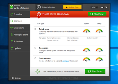 تحميل  برنامج Auslogics Anti-Malware