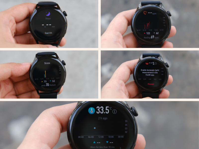 Patty Villegas - The Lifestyle Wanderer - Huawei - Watch 3 - Health Monitoring Apps
