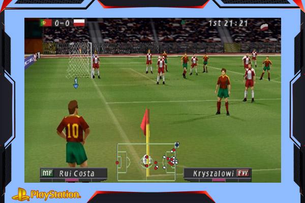 World Soccer : Winning Eleven 2000