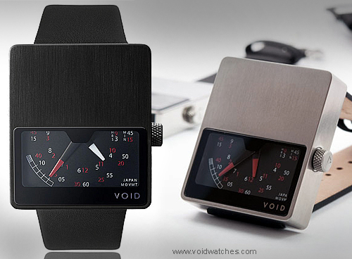 V02 by VOID Watches. A minimalist approach