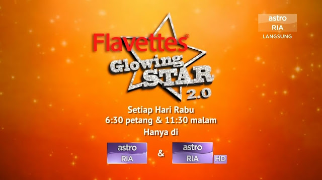 Rancangan Flavettes Glowing Star 2.0 (2019)