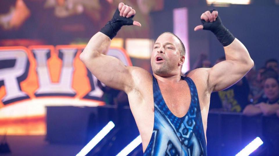 WWE não deverá contratar Rob Van Dam por agora