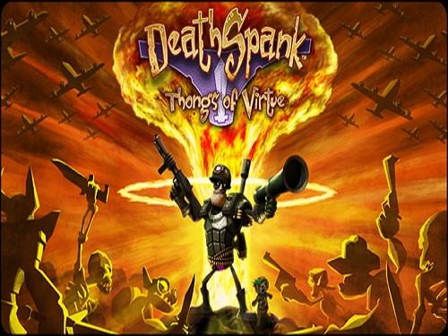 DeathSpank Thongs of Virtue Game