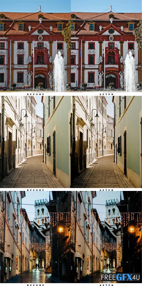 10 Architect Lightroom Presets