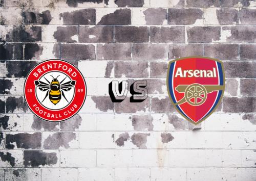Brentford vs Arsenal  Resumen y Partido Completo