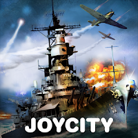 WARSHIP BATTLE : 3D World War II Ap