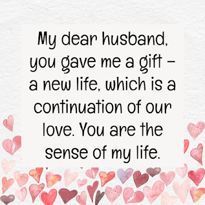 Quotes of love for my husband