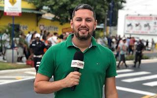 Jornalista é morto a tiros em Maricá, no RJ