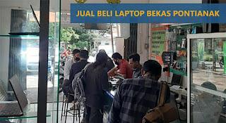Tempat Jual Beli Laptop Bekas Pontianak
