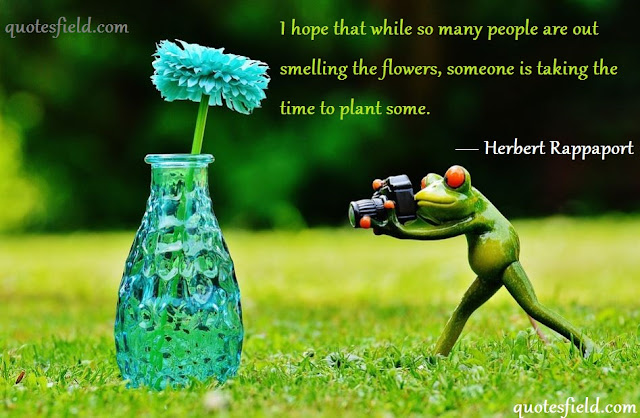 Funny Flower Quotes