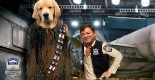 FPD: May the 4th be with you! (Photo from FPD)