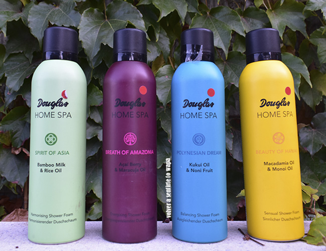 Douglas Home Spa - Shower Foam - Espumas de Ducha