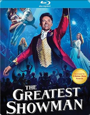 The Greatest Showman 2017 Eng BRRip 480p 300Mb ESub x264